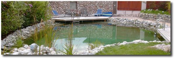Gemeinsame Schwimmteich Tirol | Gartengestaltung Tirol - Gartencenter &GN_59
